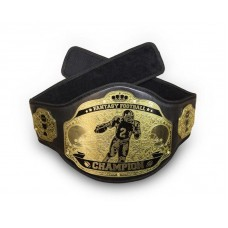 24 K Gold Plated Custom Champion Belt FOR Football, Basketball, Softball, Baseball, Golf, Hockey Tournaments