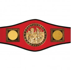 Award Winning Custom Champion Belts ( logos can be customize as per Sports Tournament) Wrestling,Grappling, Fantasy Football, Softball And many Other)