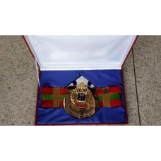 Custom Regular Muay Thai Champion Belt