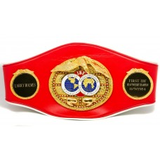 IBF 100% Original Exact Replica Boxing Champion Belt