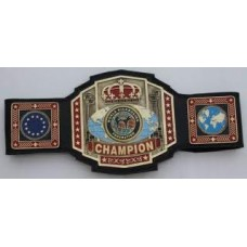 Custom Champion Belt for Golf/Baseball/Softball/Football/Wrestling/Grappling/Powerlifting Tournaments