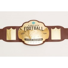 Fantasy Football Custom Champion Belts Basketball, Softball, Rugby, Baseball, Hockey, Rugby, Cricket, Golf Etc