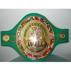 WBC Muay Thai Custom Champion Belts, Kickboxing,  Grappling Belts All Belts can be Customize As Per Logos, Designs and Pictures